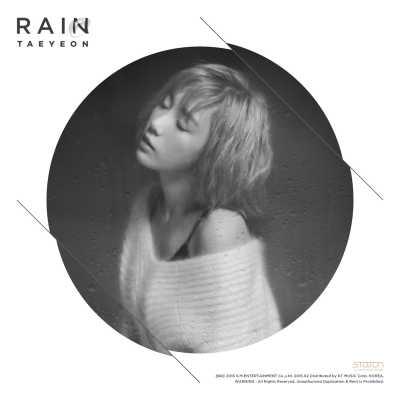 太妍 - TAEYEON Rain - Single