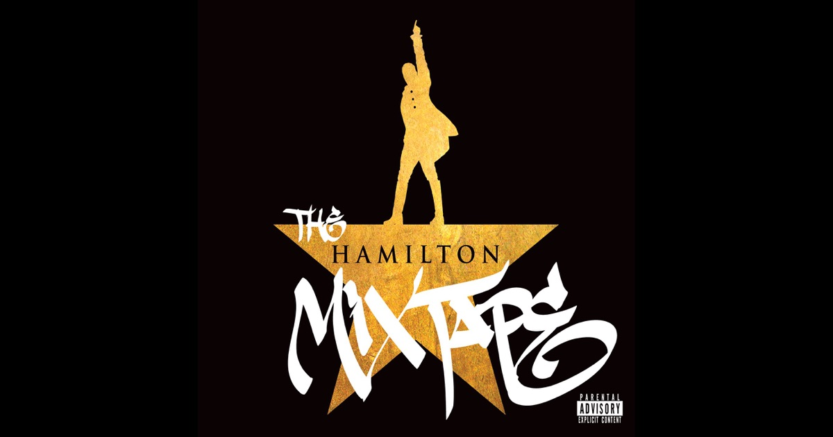 Image result for hamilton mixtape