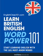 Learn British English - Word Power 101 Download