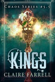 Claire Farrell - Kings (Chaos #5.5)  artwork