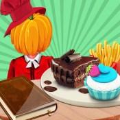 Halloween Cookbook for iPhone5/iPhone4S/iPad