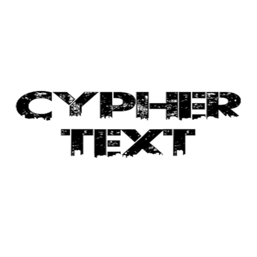 CypherText by Skyler Tidd