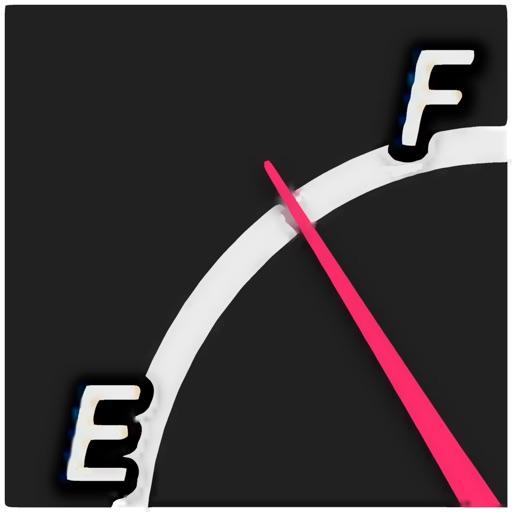 シンプル燃費計