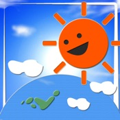 テンキくん - 週間天気予報を即座にチェックできるアプリ