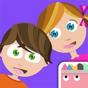 Beck & Bo: Toddler First Words, Pretend Play Games