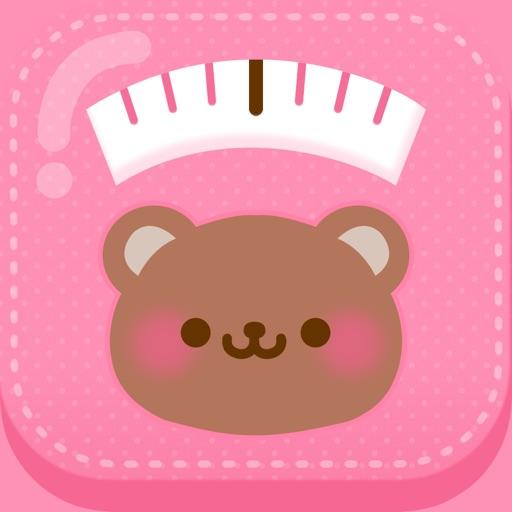 ダイエット記録「もぐたん」- カロリー・体重の管理アプリ -