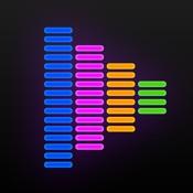 Equalizador PRO Amplificador sonoro e Visualizador