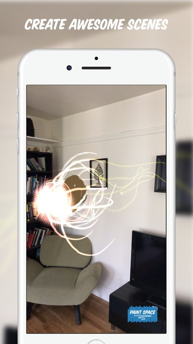 Paint Space AR Screenshot