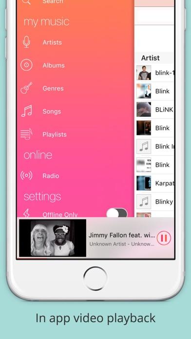 gMusic Screenshot