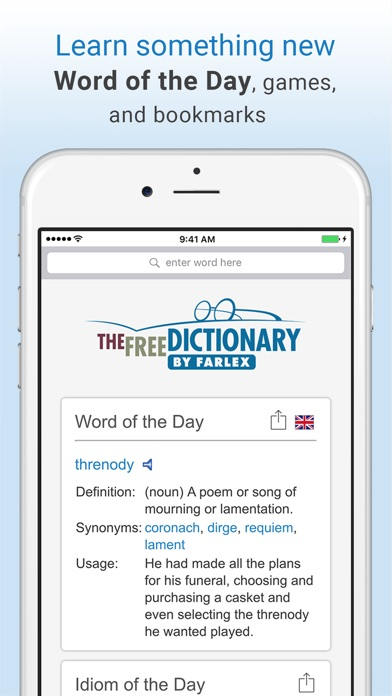 Dictionary and Thesaurus Pro App Download  Android APK