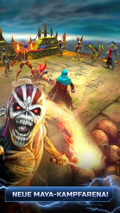 Maiden: Legacy of the Beast Screenshot