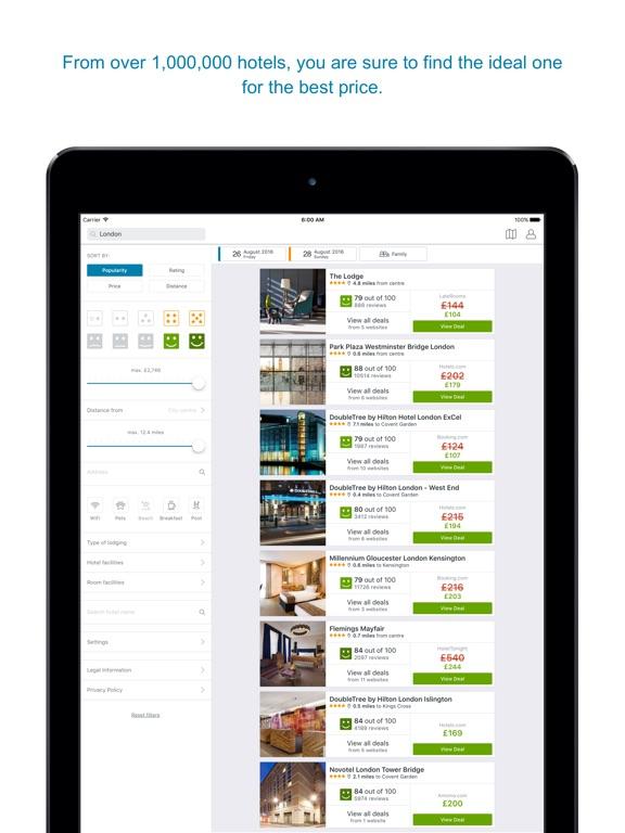trivago: Compare Hotel Prices Screenshot