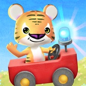 Little Tiger: Fire Truck, Submarine, Spaceship