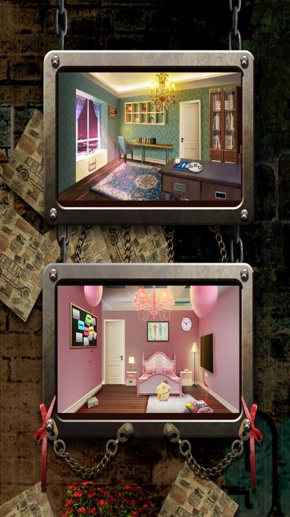Can You Escape The 100 Rooms 2 : escape, rooms, Escape, Rooms, Doors,House, Games, Weiwei, Huang