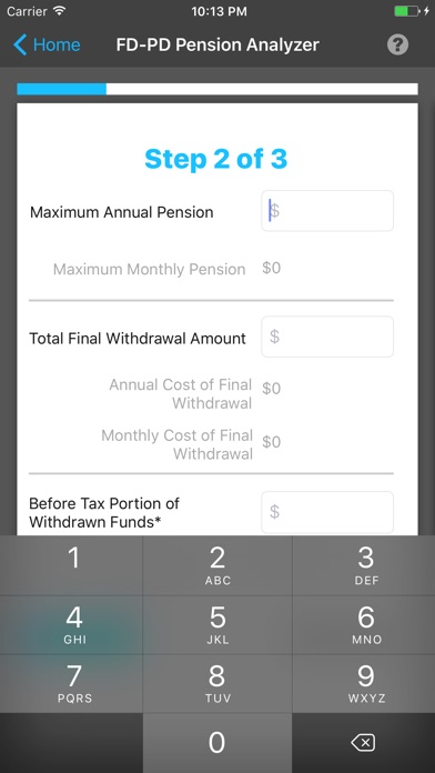 FDNY & NYPD Tier 2 Pension Analyzer By Peter Thomann