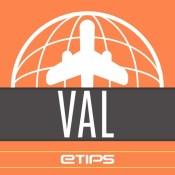 Valencia Travel Guide and Offline City Map