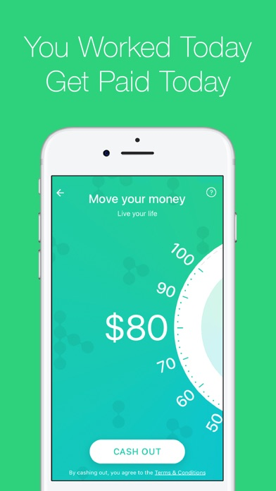 Earnin - Get Paid Today on the App Store