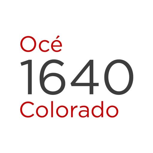 Océ Colorado 1640 by Oce-Technologies B.V.
