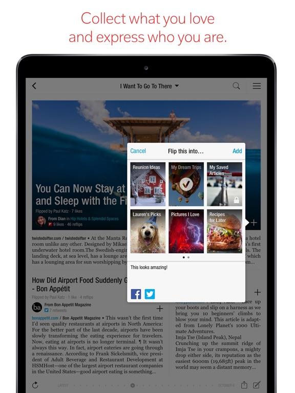 Flipboard: News For You Screenshot