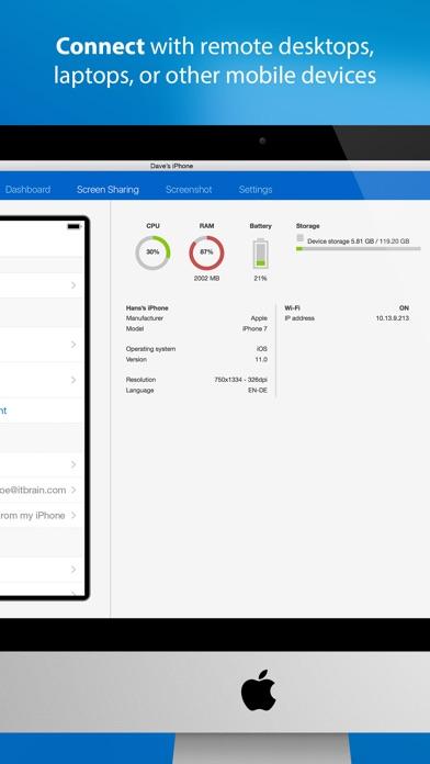 TeamViewer QuickSupport Screenshot