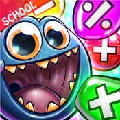 Monster Maths Games Year 1 - 5