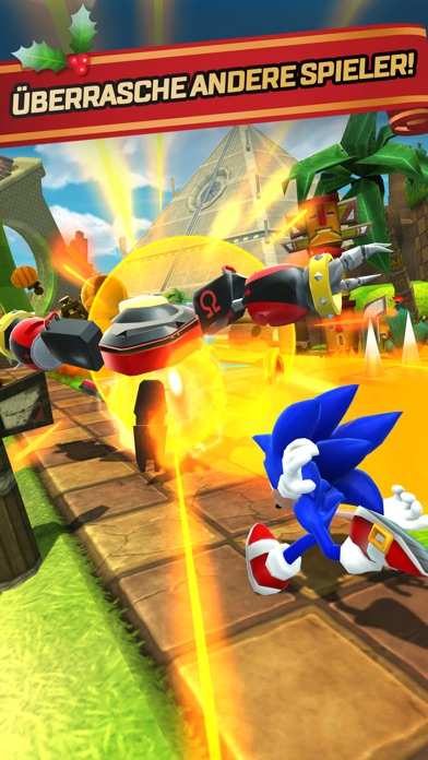 Sonic Forces: Speed Battle Screenshot