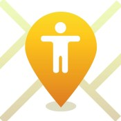 iMap Find my Friends on iPhone