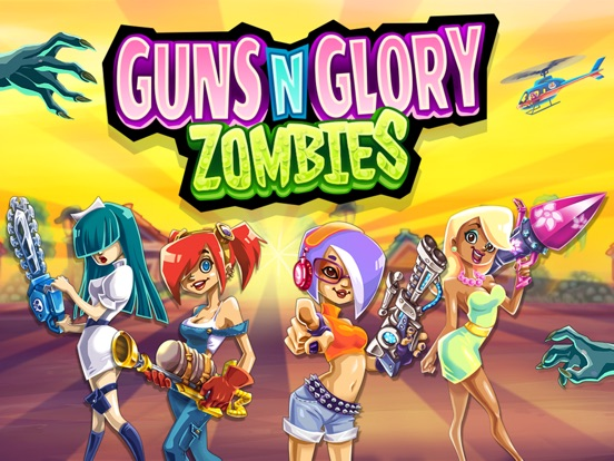 Guns'n'Glory Zombies Screenshot