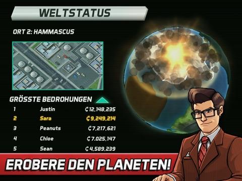 Colossatron: Massive Bedrohung für die Welt Screenshot