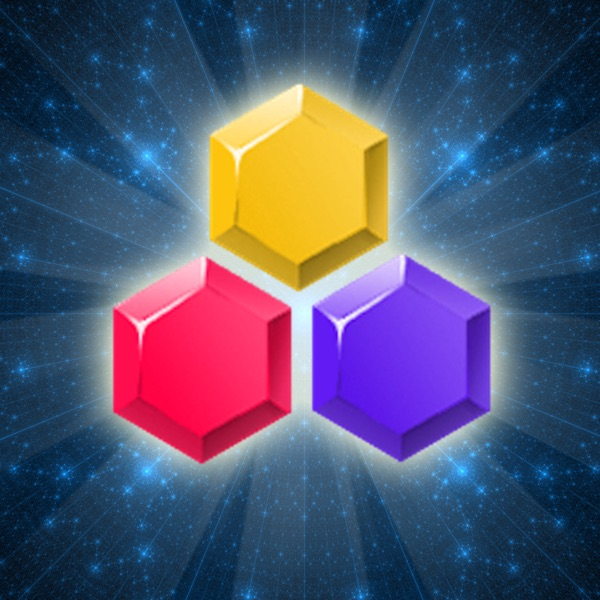 Hexagon Block - Tetra Puzzle Game Free