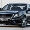 Marius Stancalie - Specs for Mercedes Benz S-Class 2015 edition Grafik