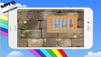 Move It Smart Puzzle  Solution Preschool Logic App
