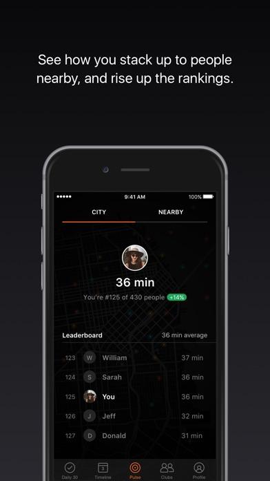 Human - Activity Tracker Screenshot