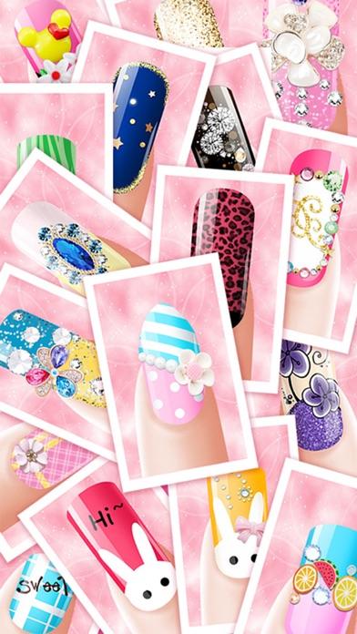512x512bb Nail Polish Games For Princess Water Design On Beautiful Art