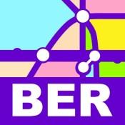 Berlin Transport Map - U-Bahn Map