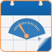 Weight Tracking Calendar: Track daily goal weights