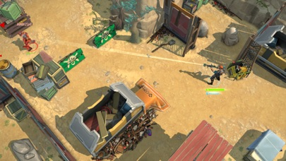 Screenshot do app Space Marshals 2