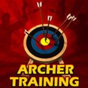archer apple tireur - arc et flèche de jeux