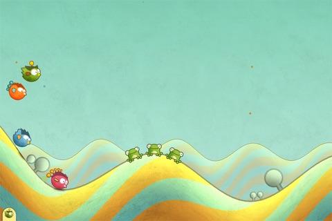 Tiny Wings Screenshot