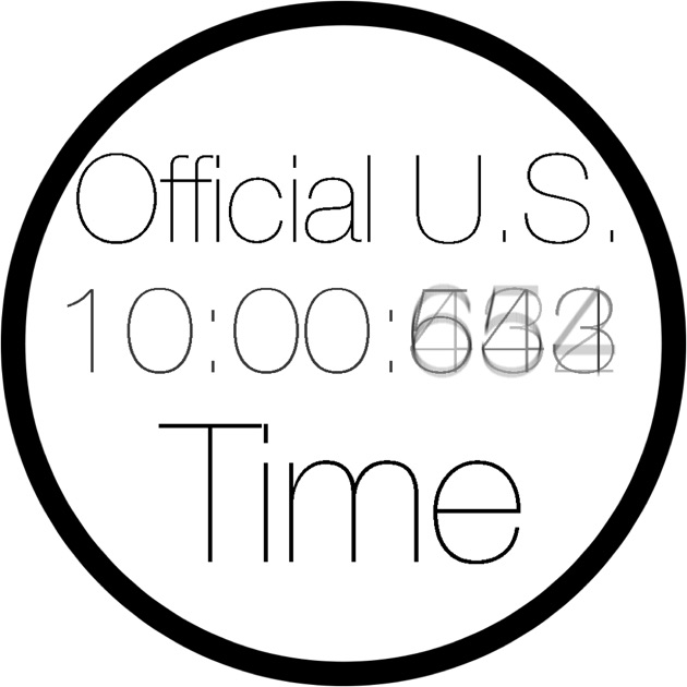 Official US Time on the App Store