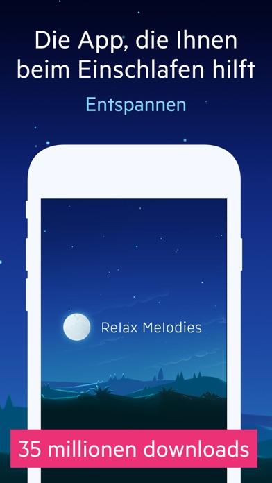 Relax melodies P: schlaf entspannung meditation Screenshot