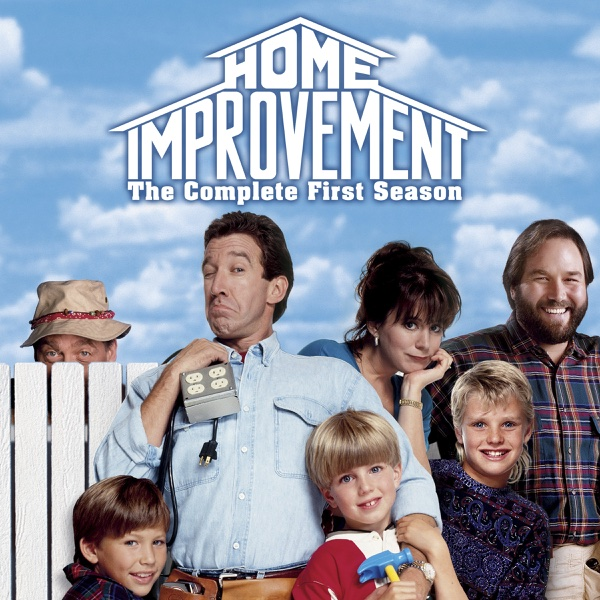 Where Can I Watch Home Improvement