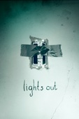 David Sandberg - Lights Out  artwork