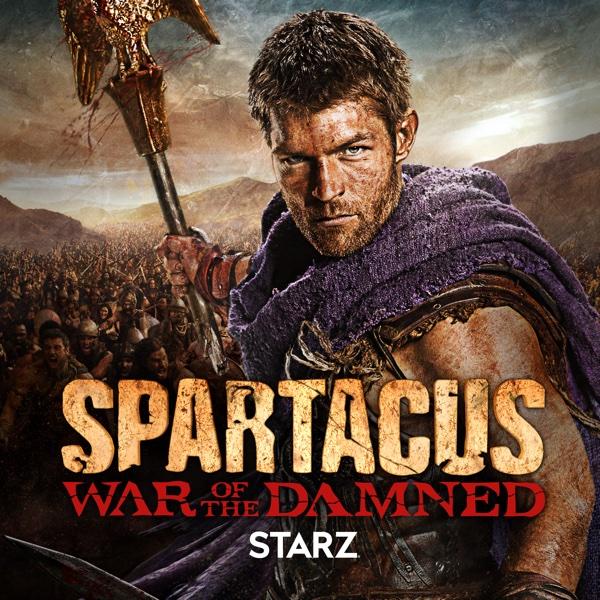 Watch Spartacus Episodes  Season 3  TVGuidecom