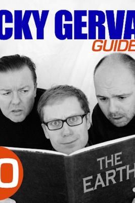 The Ricky Gervais Guide to... The EARTH - Ricky Gervais, Steve Merchant & Karl Pilkington