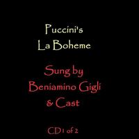 Vecchia zimarra Beniamino Gigli & Cast