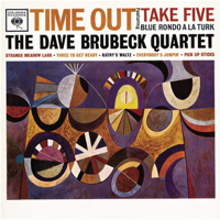 Strange Meadow Lark The Dave Brubeck Quartet