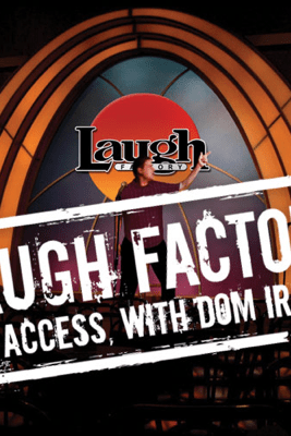 Laugh Factory Vol. 17 of All Access With Dom Irrera - Comedian Bob Marley & Dwayne Perkins