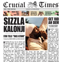 Crucial Times - Sizzla mp3 download