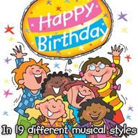 Happy Birthday - 60's Guitar Style (2) Kidzone